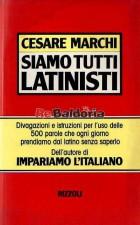 Siamo tutti latinisti