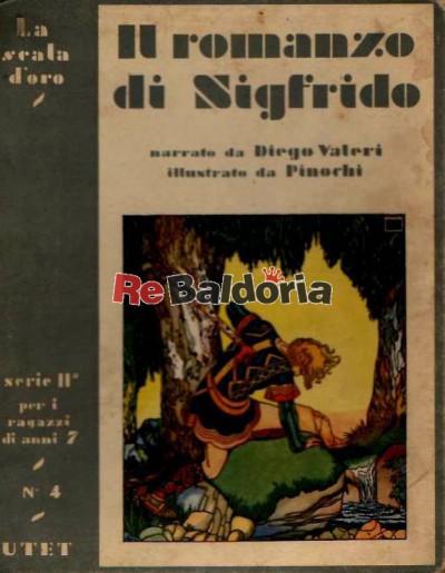 Il romanzo di Sigfrido