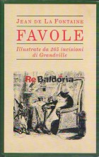 Favole illustrate da Grandville