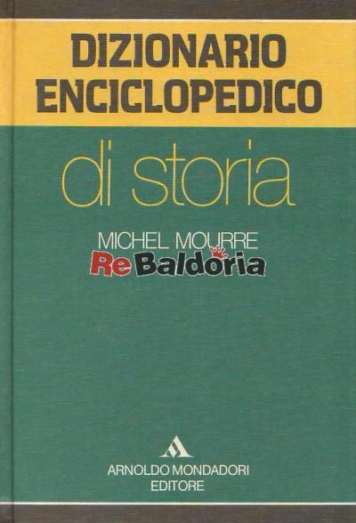 Dizionario enciclopedico di storia