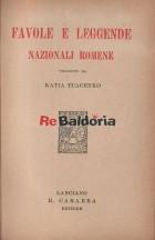 Favole e leggende nazionali romene