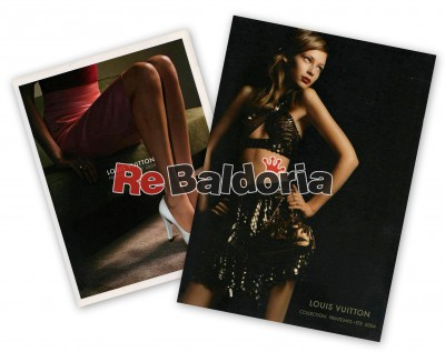 2 cataloghi Louis Vuitton - Printemps ete 2004 & 2009