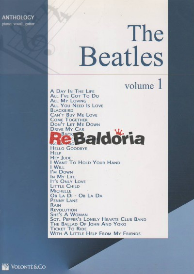 The Beatles volume 1