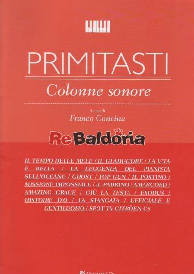 Primitasti - Colonne sonore
