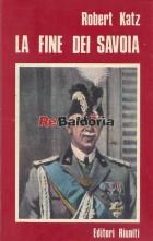 La fine dei Savoia