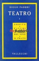 Teatro I° - Orbite - Paludi - La libreria del Sole - Il prato