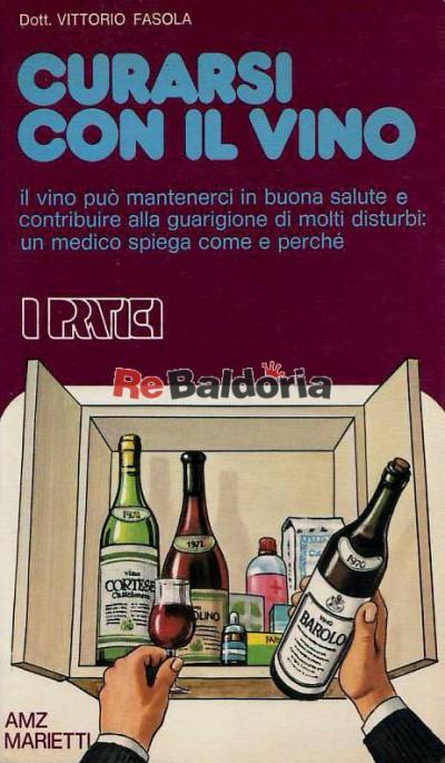 Curarsi con il vino