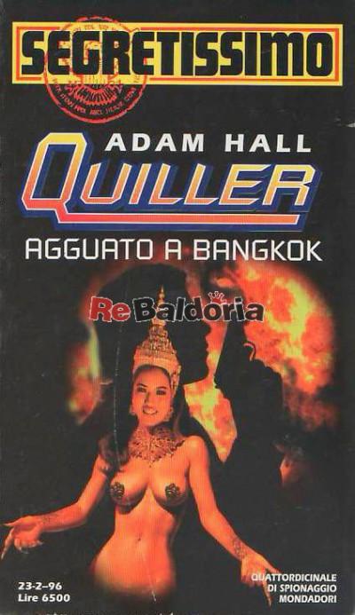 Quiller: agguato a Bangkok