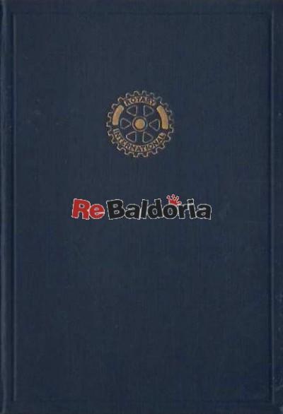 Annuario 87° distretto (Italia) 1954 - 1955