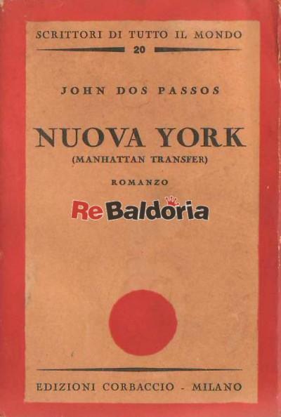 Nuova York - Manhattan Transfer