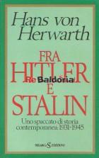 Fra Hitler e Stalin