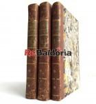 Vita di S. Paolo apostolo delle genti e dottore della Chiesa 6 libri rilegati in 3 tomi