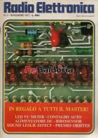Radio Elettronica n. 11 Novembre 1977