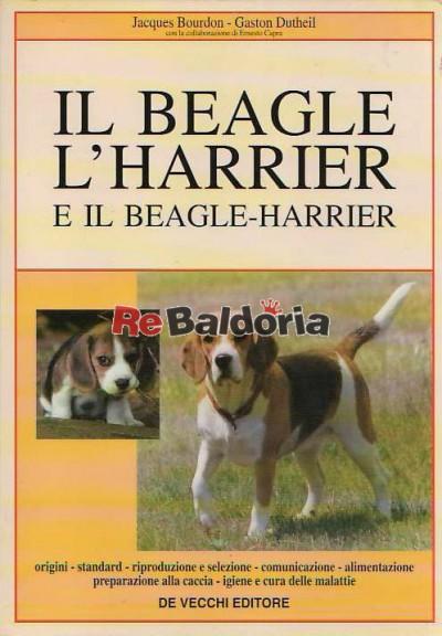 Il beagle - L'Harrier e il Beagle - Harrier