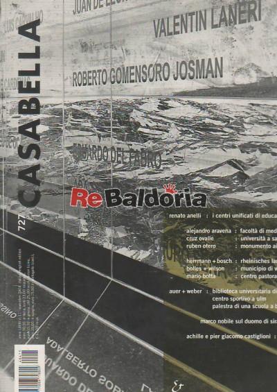 Casabella 727 novembre 2004 anno LXVIII