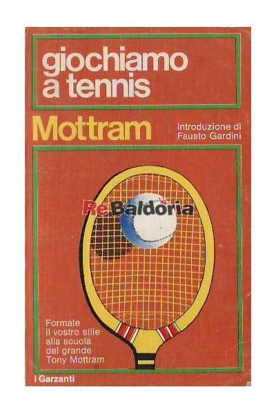 Giochiamo a tennis