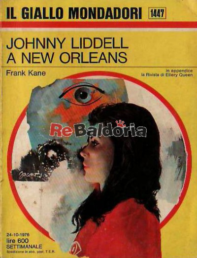 Johnny Liddell a New Orleans