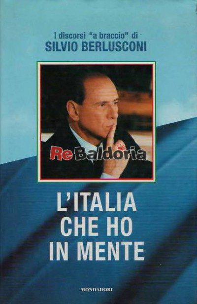 L'Italia che ho in mente