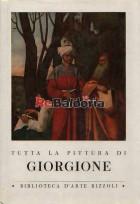 Tutta la pittura di Giorgione