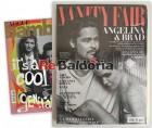 Vanity Fair 44 Novembre 2015 Angelina & Brad + Vogue bambini 249 novembre dicembre 2015