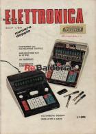 Nuova Elettronica anno 6 n 35 - 36