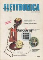Nuova Elettronica anno 9 n 54 - 55