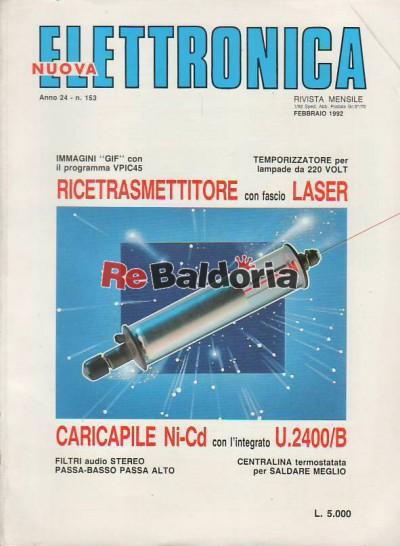 Nuova Elettronica anno 24 n 153