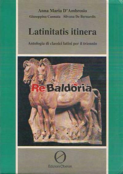 Latinitatis itinera