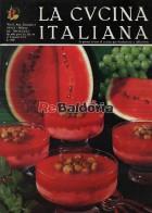 La cucina italiana 8 - Agosto 1972