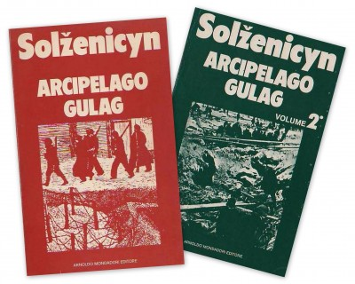 Arcipelago Gulag volume 1° e 2°
