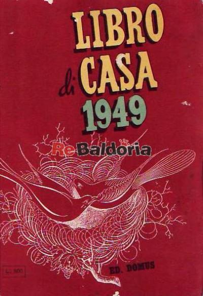 Libro di casa 1949