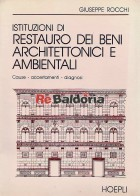 Istituzioni di restauro dei beni architettonici e ambientali