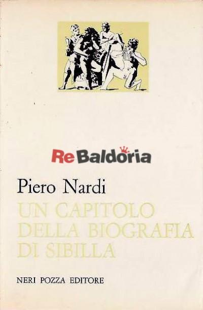 Un capitolo della biografia di Sibilla