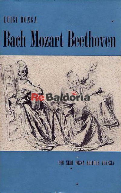 Bach Mozzart Beethoven