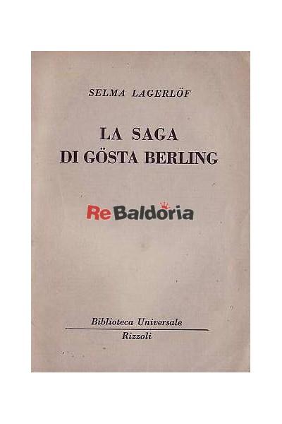 La saga di Gosta Berling