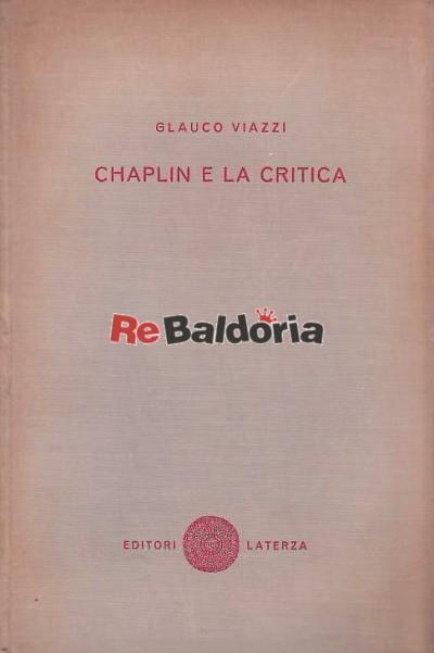 Chaplin e la critica