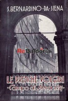 Le prediche volgari - Campo di Siena 1427
