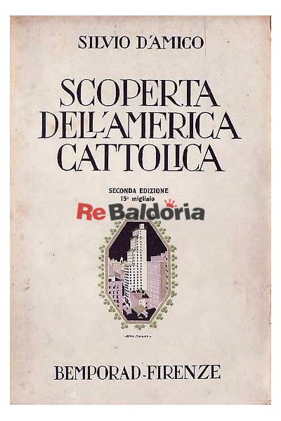 Scoperta dell'America cattolica