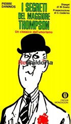 I segreti del maggiore Thompson (Le secret du Major Thompson)