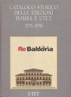 Catalogo storico delle edizioni Pomba e UTET