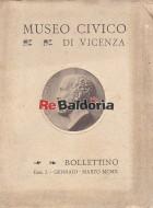 Museo Civico di Vicenza - Bollettino