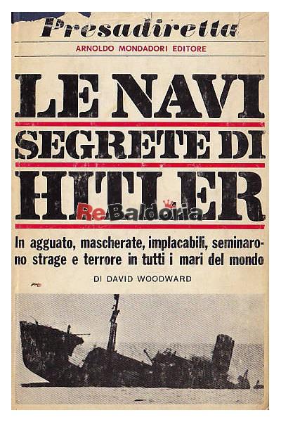 Le navi segrete di Hitler