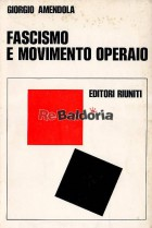 Fascismo e movimento operaio