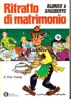 Blondie & Dagoberto Ritratto di matrimonio