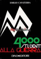 4000 studenti alla guerra