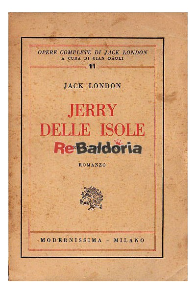 Jerry delle isole (Jerry of the Islands)