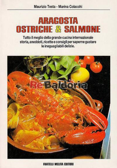 Aragosta ostriche & salmone