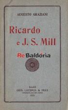Ricardo e J. S. Mill