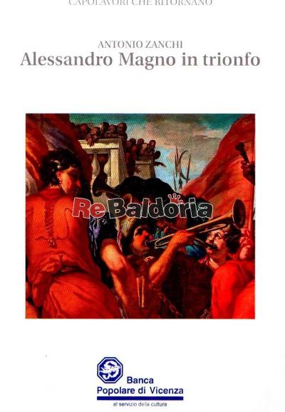 Alessandro Magno in trionfo
