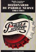 Dizionario di parole nuove 1964 - 1984